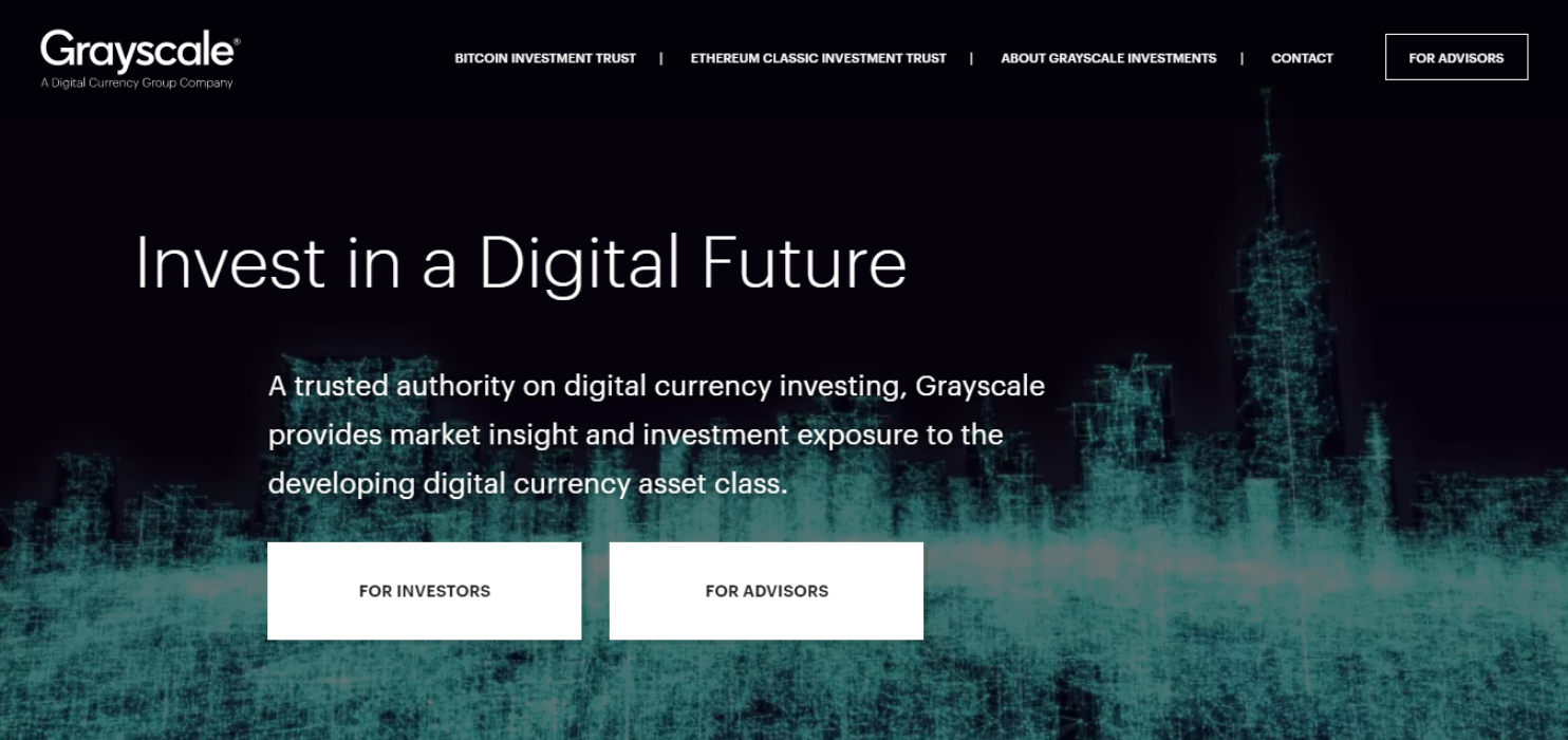 Grayscale Investments продаст 173 тысячи Bitcoin Cash
