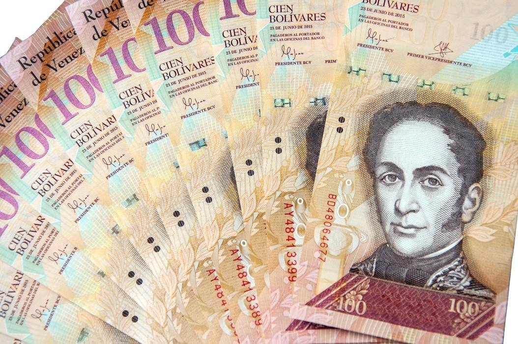 биткоин - основная валюта в Венесуэле