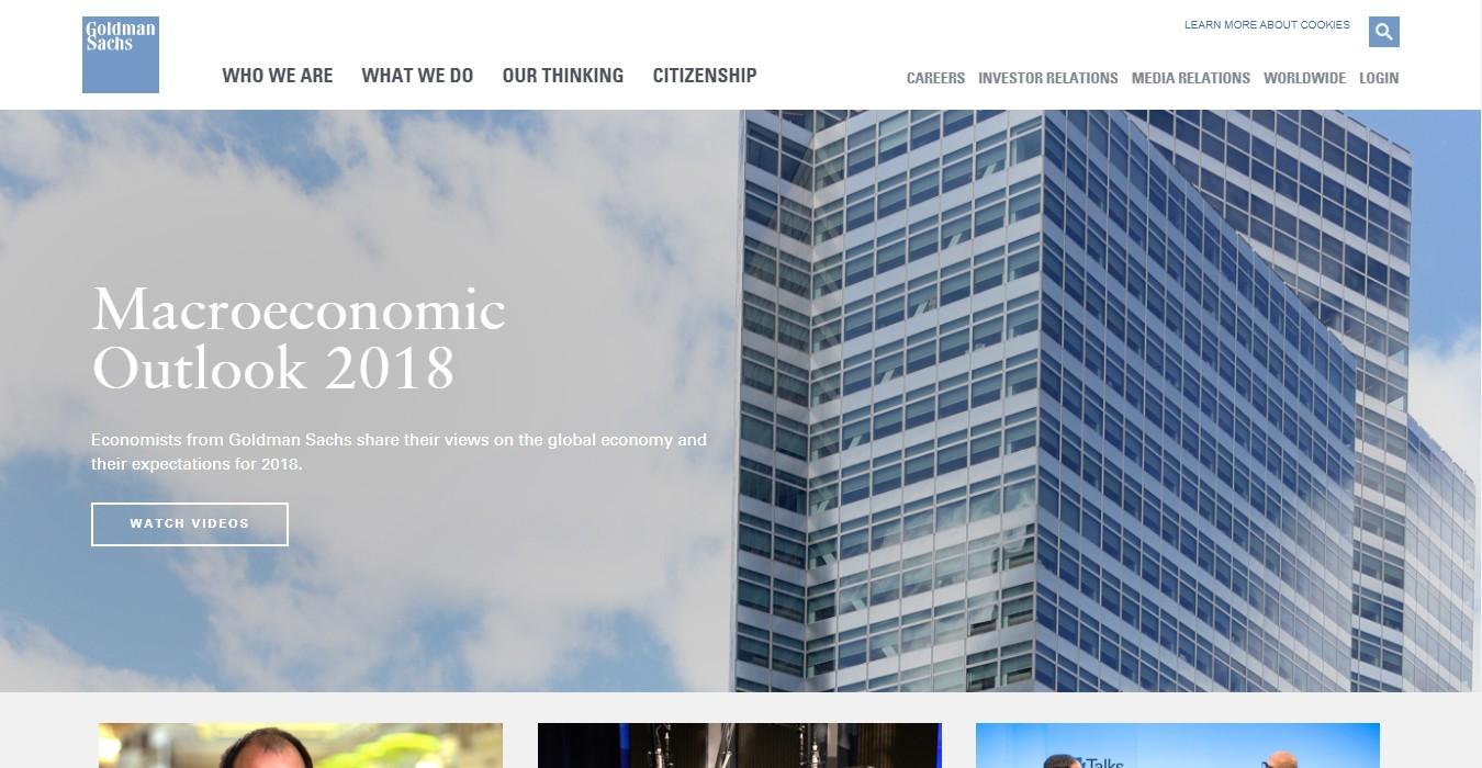 Goldman Sachs запустит криптовалютную торговую платформу