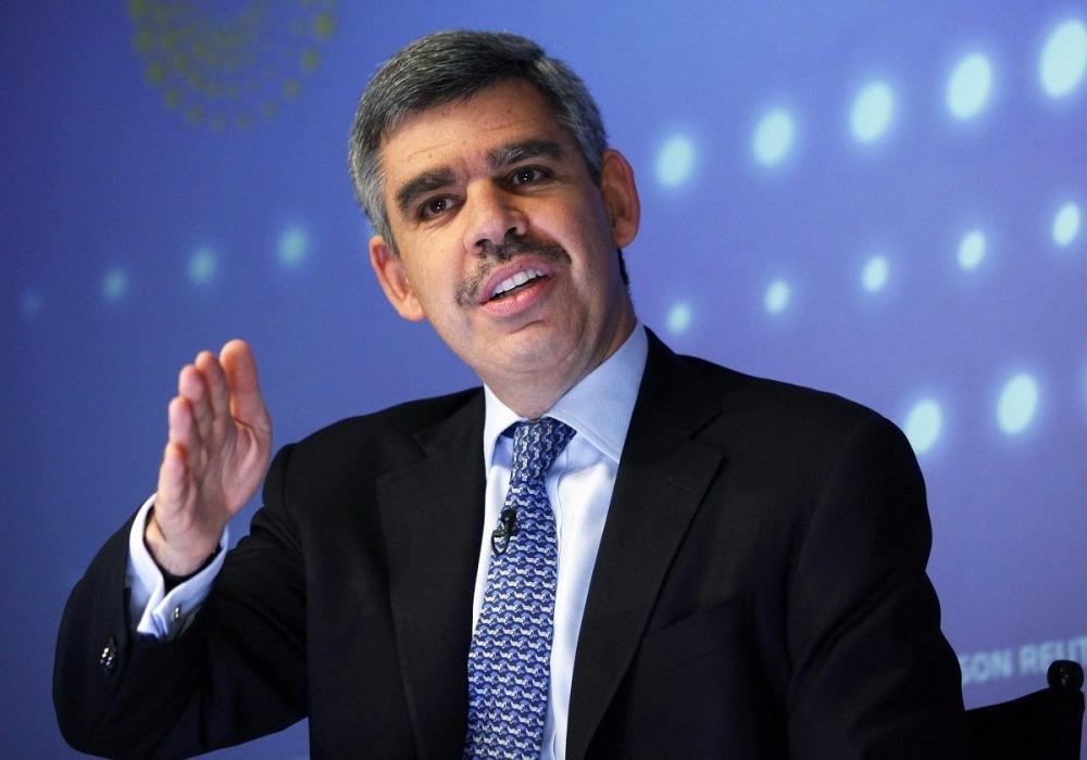 Мохаммед Эль-Эриан, старший экономический советник второй в мире по размеру активов и сотрудников страховой компании Allianz