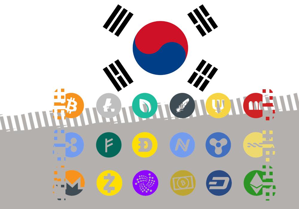 Южная Корея разворачивается на 180º