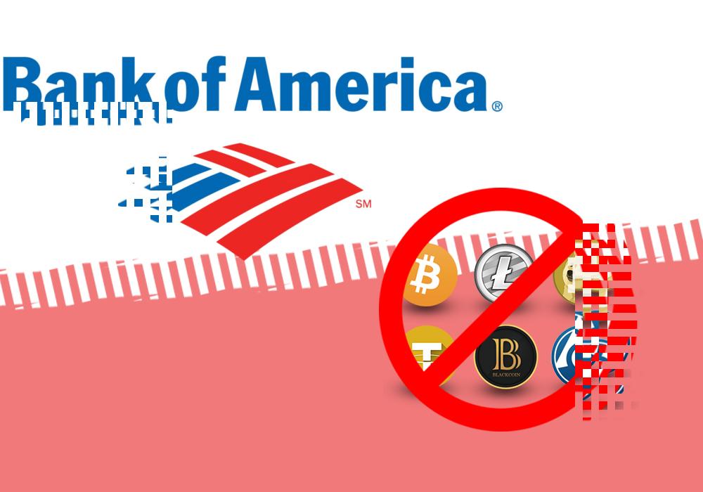 Bank of America назвал криптовалюту угрозой