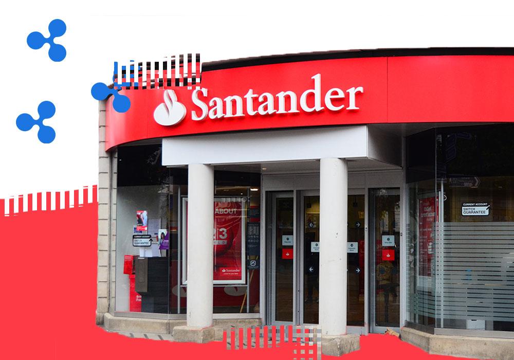 Santander создаст систему платежей на основе Ripple
