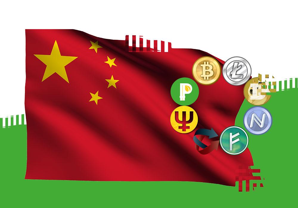 Китай блокирует крипторекламу