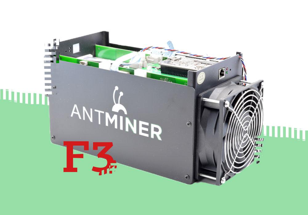 Antminer F3 – ASIC для эфира уже на подходе?
