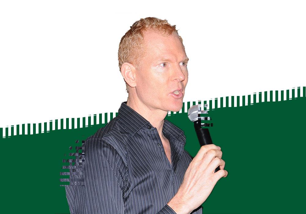 директор Tezos Foundation Йохан Геверс