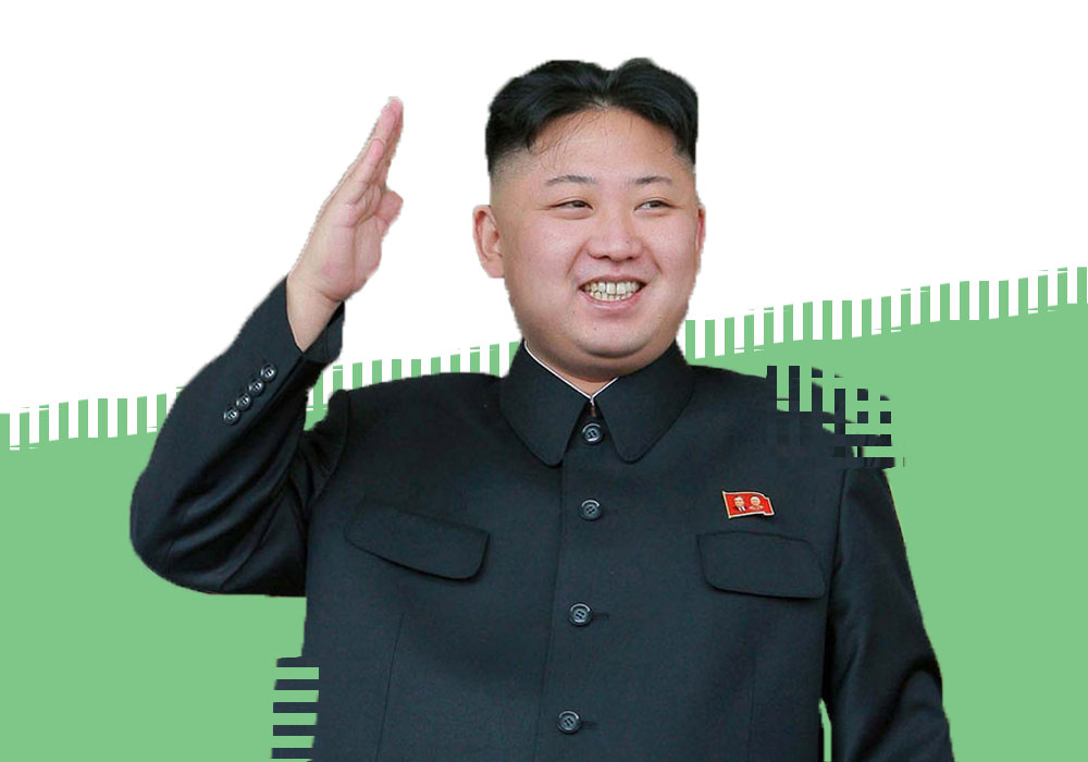 Валите все на Ким Чен Ына