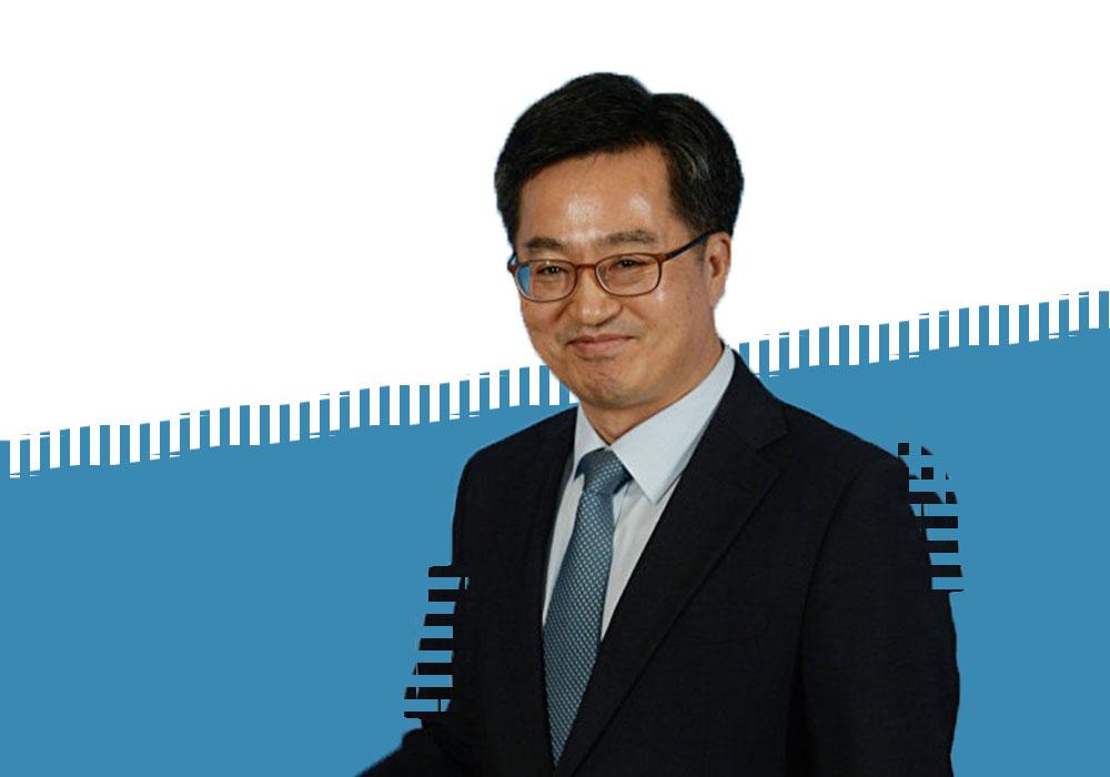 министр финансов Южной Кореи Ким Донг-йон