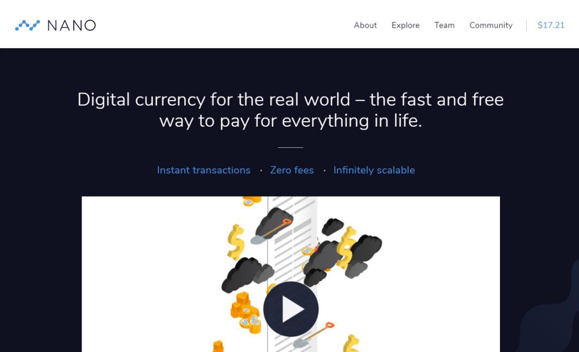 Криптовалюта Raiblocks превратилась в Nano