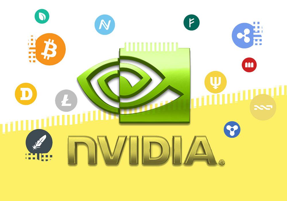 На майнерских продажах выручка Nvidia приблизилась к 3 млрд.