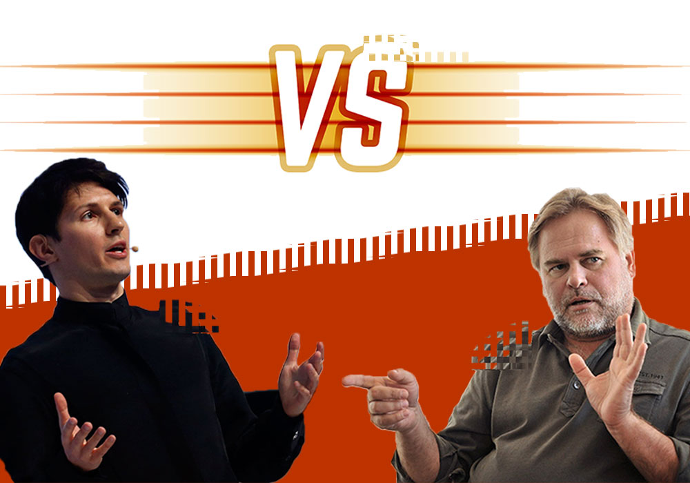Касперский против Дурова