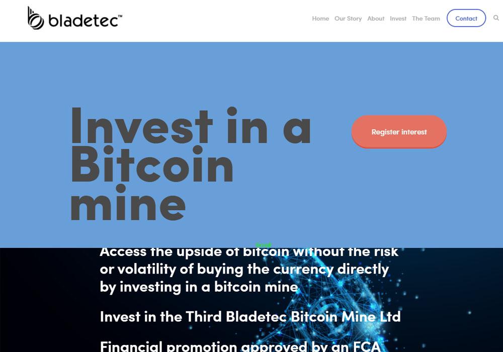 Bladetec создаст крупнейшую в Британии майнинг-ферму
