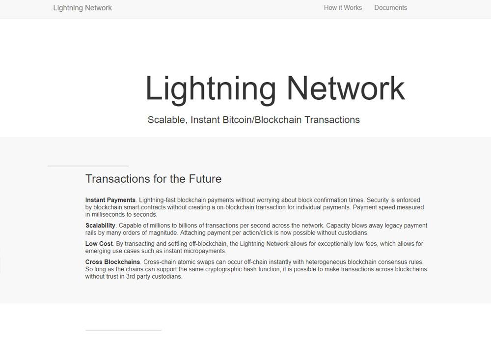 Blockstream обещает 7 приложений Lightning Network