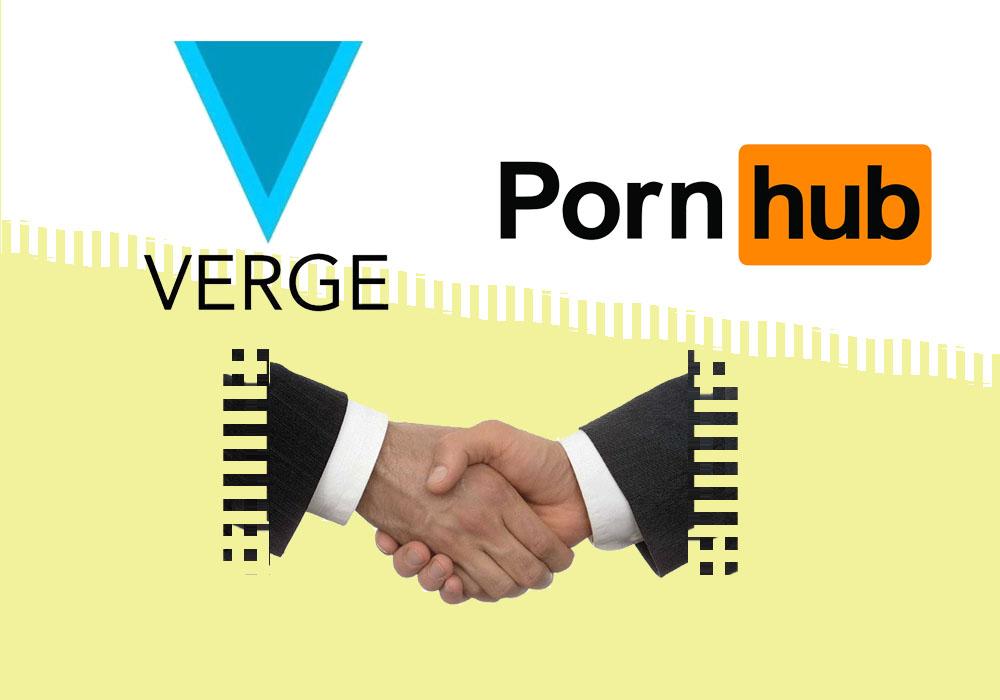 Таинственным партнером Verge стал Pornhub