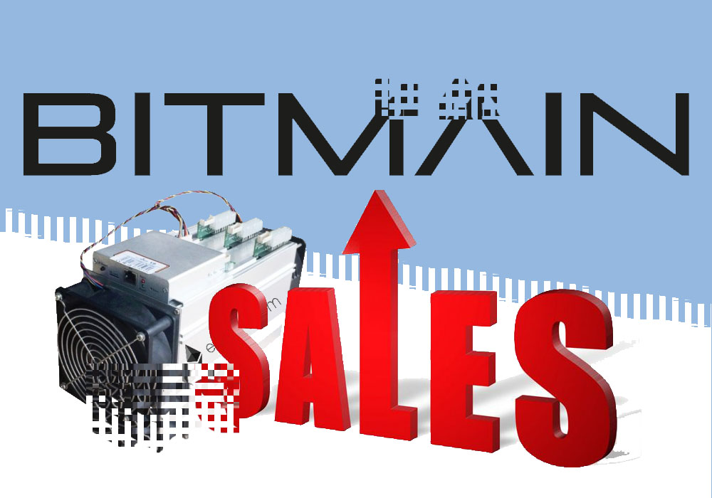 Bitmain начал продажи эфирного ASIC