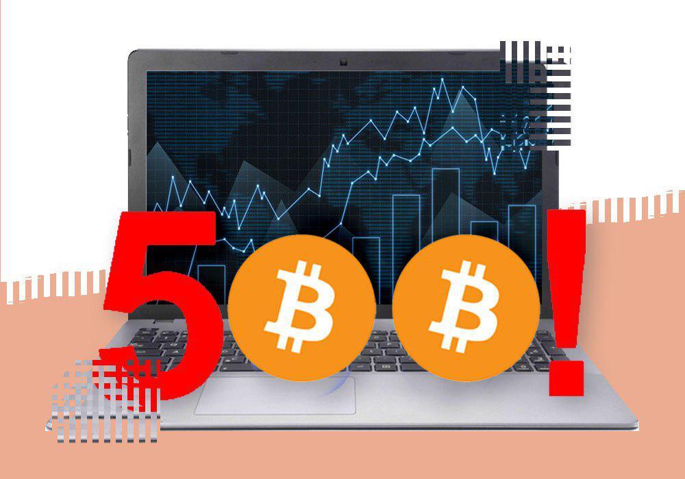 Число криптобирж превышает 500
