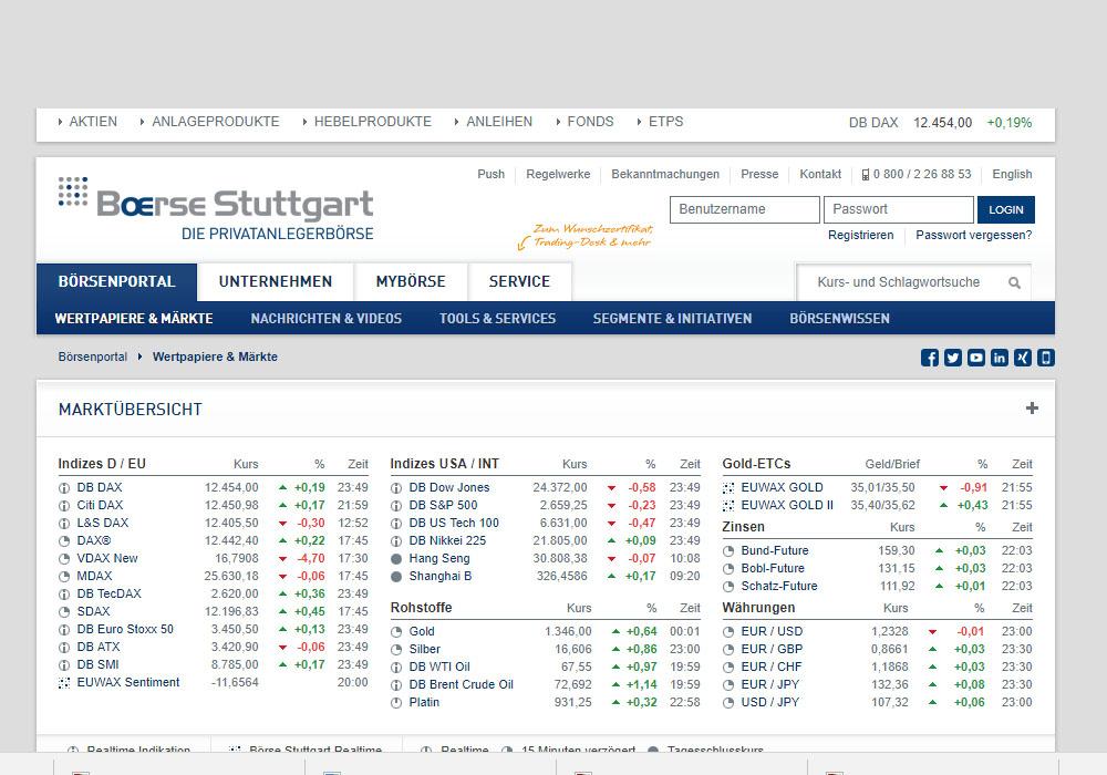 Биржа Borse Stuttgart выпустит приложение для криптотрейдинга
