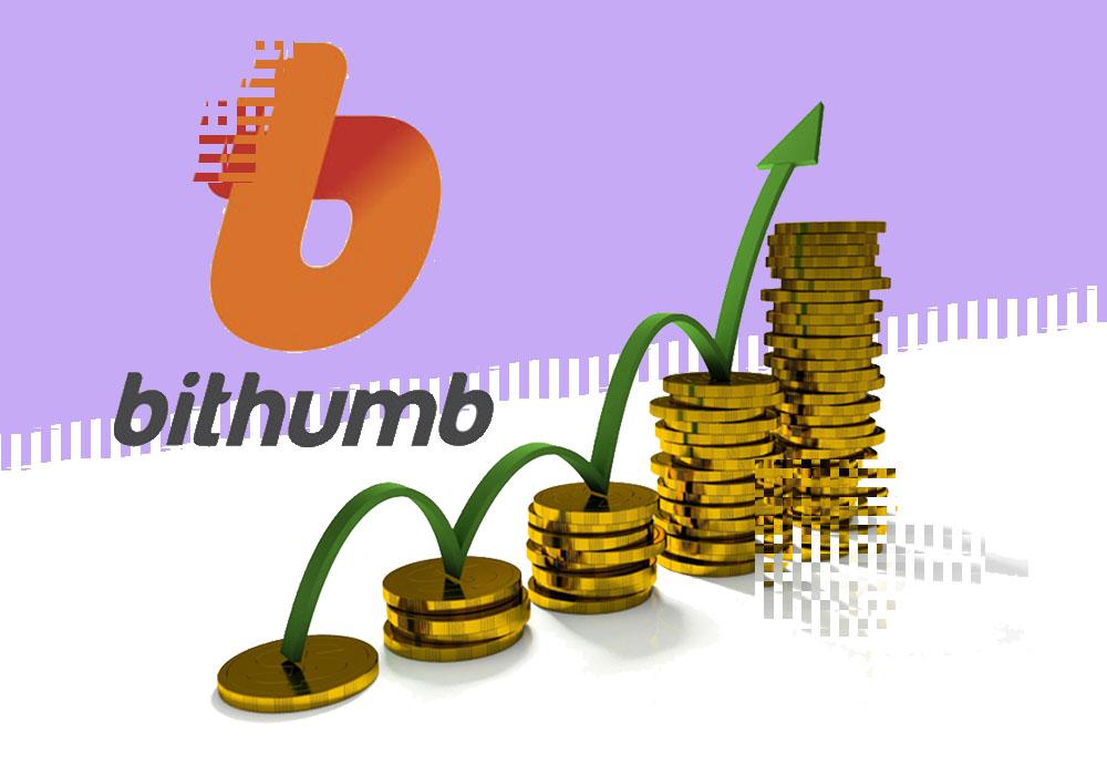 В 2017 году прибыль Bithumb выросла в 171 раз