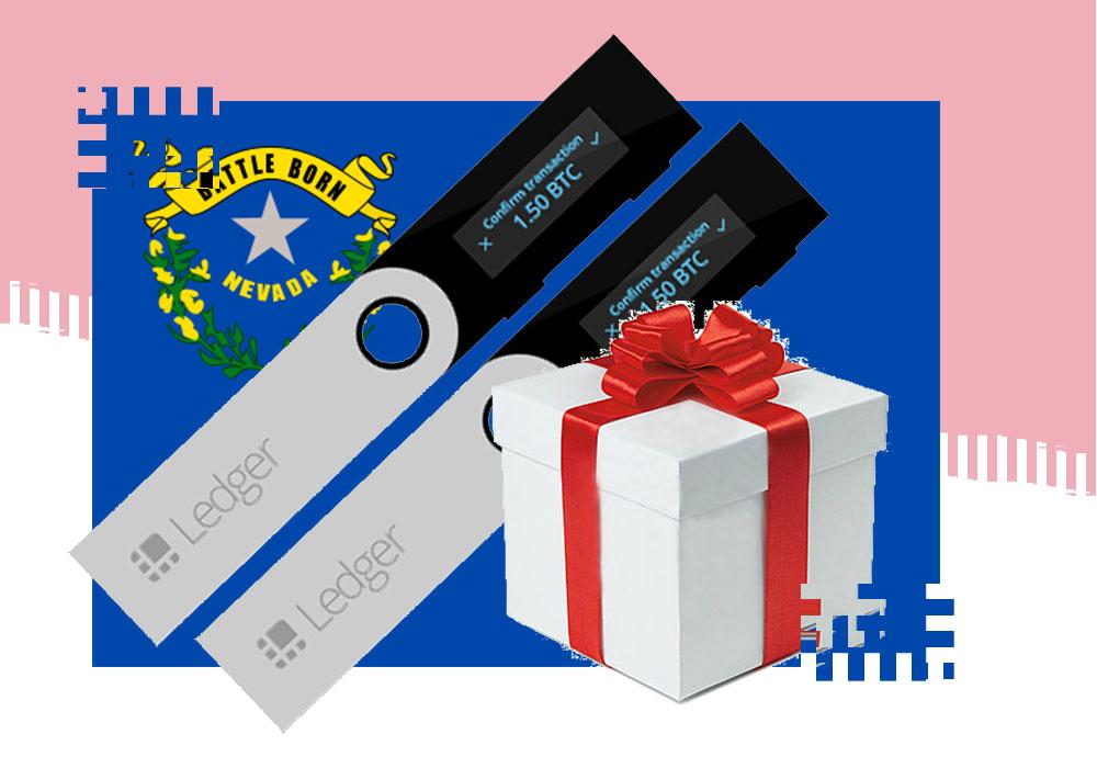 Кошелек Ledger Nano S стал самым популярным подарком