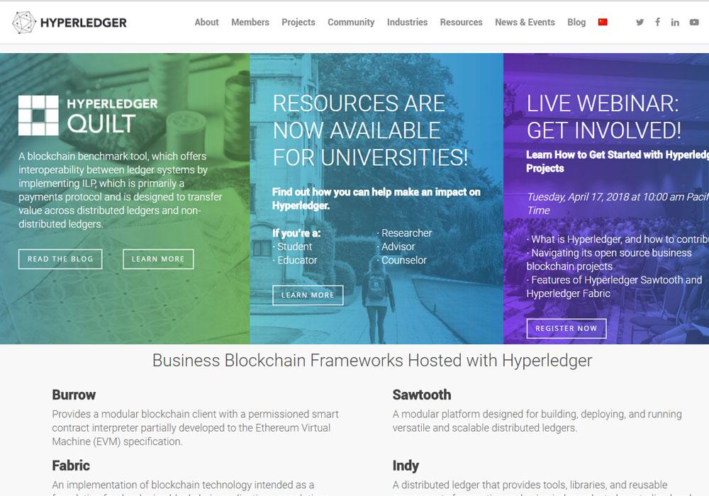Проекты Hyperledger будут проводить свои ICO