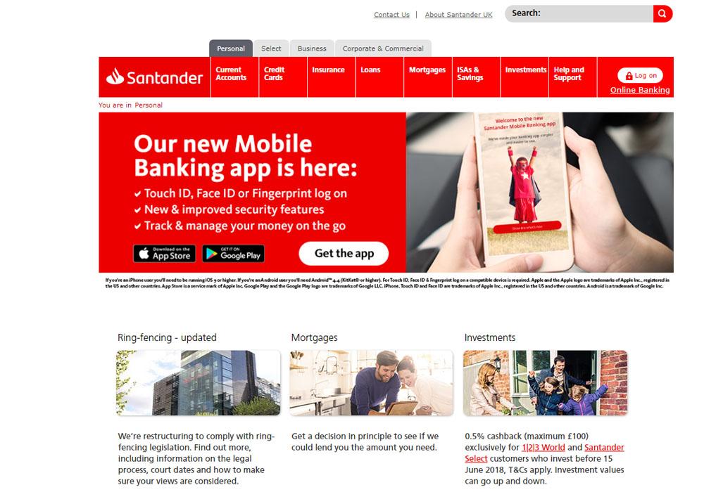 Банк Santander запустил Ripple-приложение