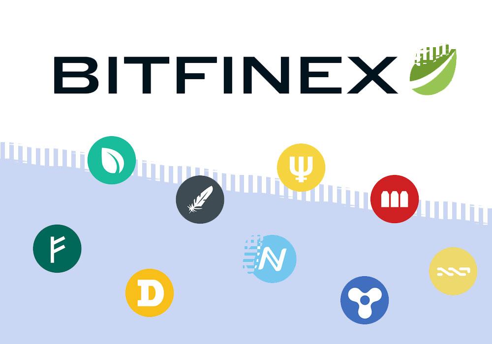 Bitfinex добавила сразу 12 токенов