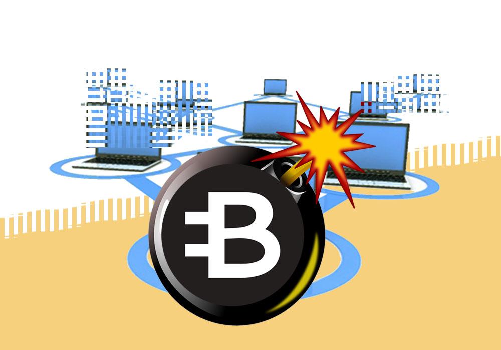 Взлет курса Bytecoin обрушил сеть
