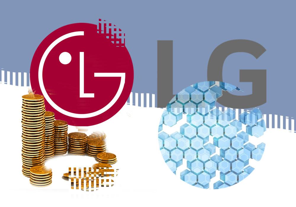 LG запустила свой блокчейн и криптовалюту