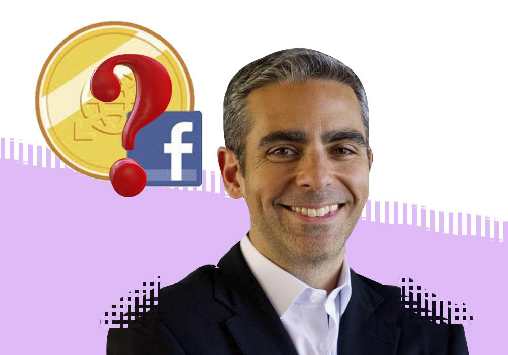 СМИ проинформировали о  готовности фейсбук  сделать  свою  криптовалюту