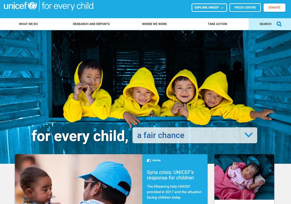 UNICEF предлагает благотворительный майнинг