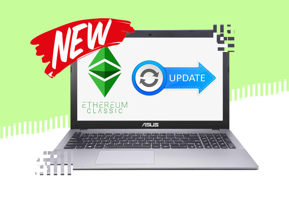 У Ethereum Classic сразу 3 обновления ПО