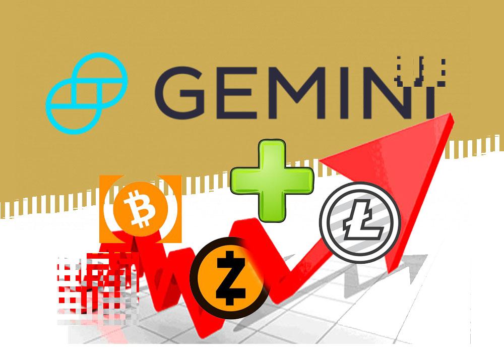 Zcash взлетел на 40% после добавления на Gemini