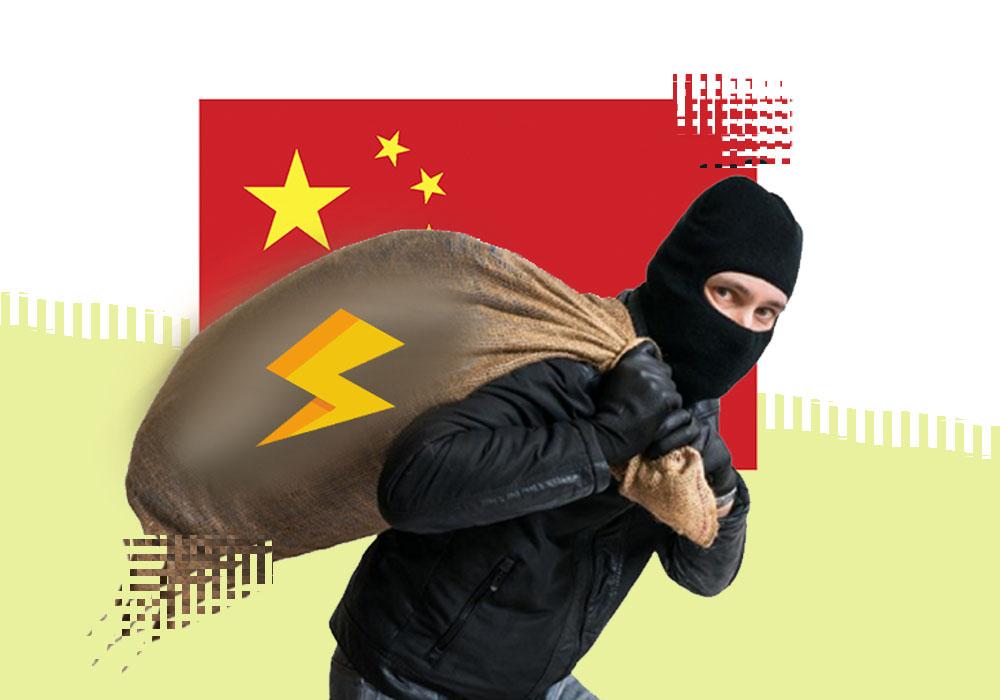 Украденные в Исландии майнеры всплыли в Китае