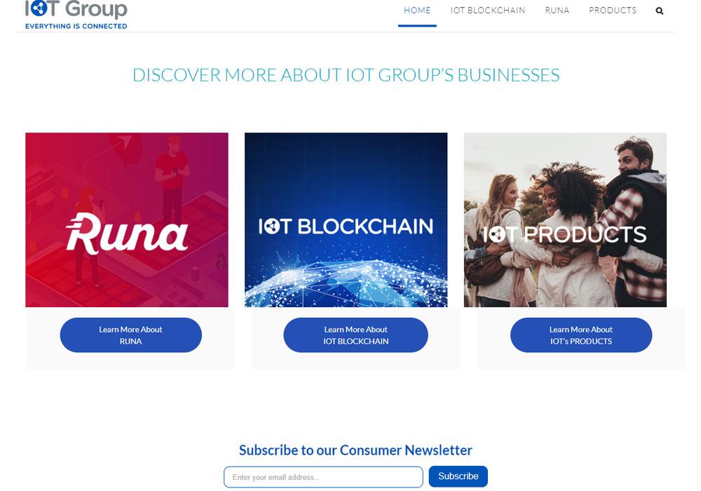 IoT Group подписала соглашение на190 000 000 долларов для майнинга биткоин
