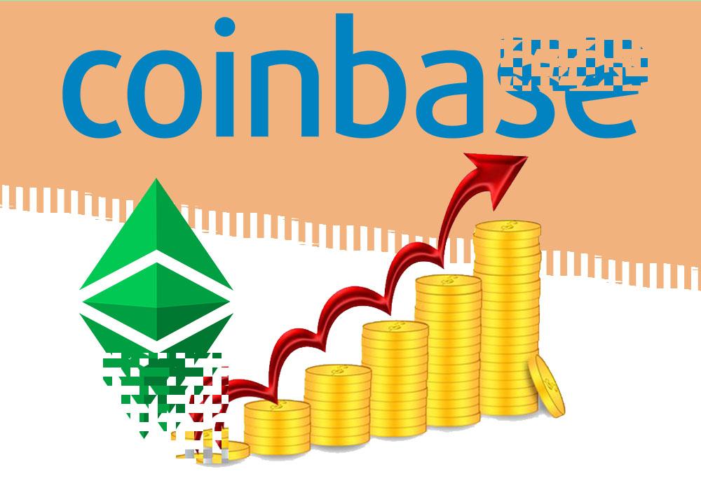 Цена Ethereum Classic выросла на заявлении Coinbase