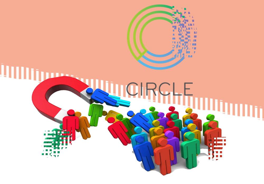 Circle сообщает о наплыве клиентов