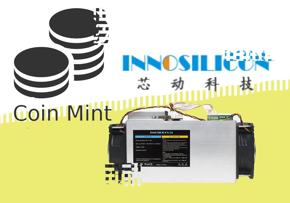 ASIC для крупнейшей майнинг-фабрики поставит Innosilicon