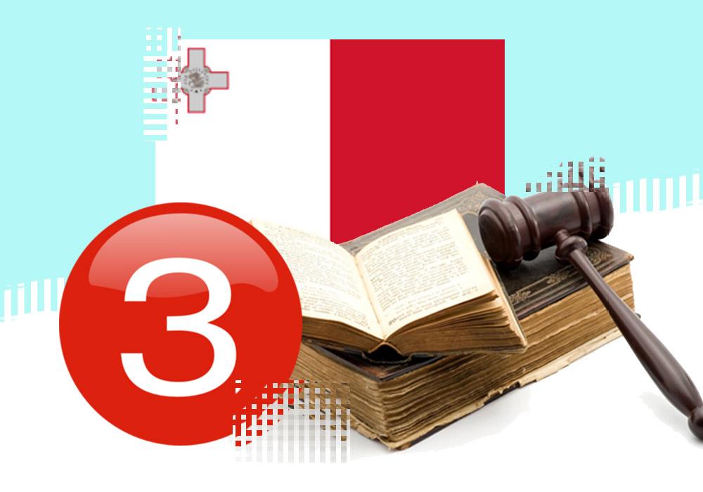 Мальта приняла 3 криптозакона