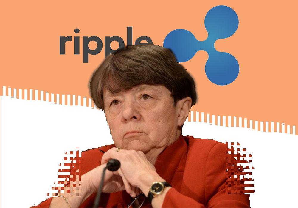 Ripple нанял бывшую главу SEC