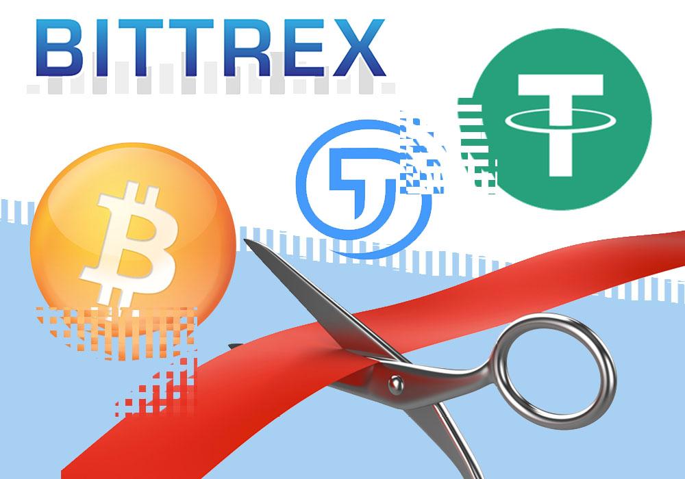 Bittrex открывает фиатный трейдинг