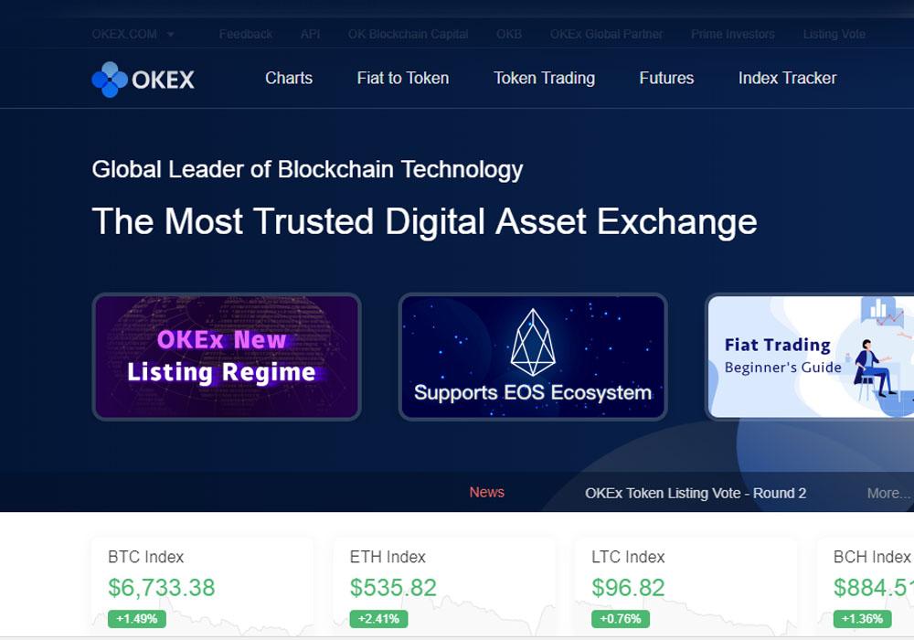 OKEx запустит сотни White Label бирж