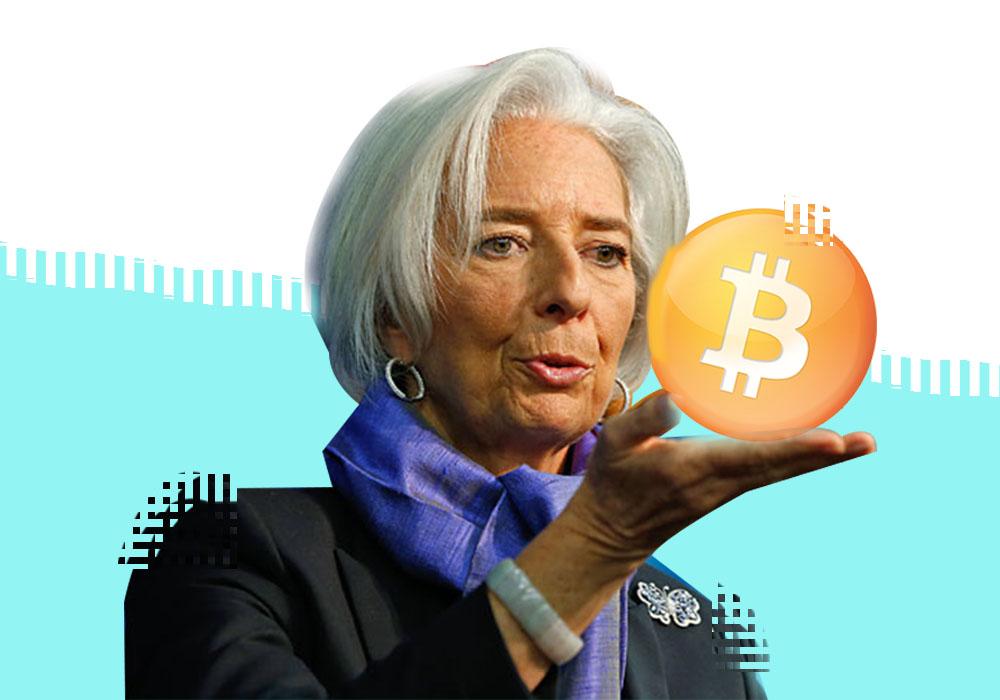 Глава МВФ верит в будущее криптовалют