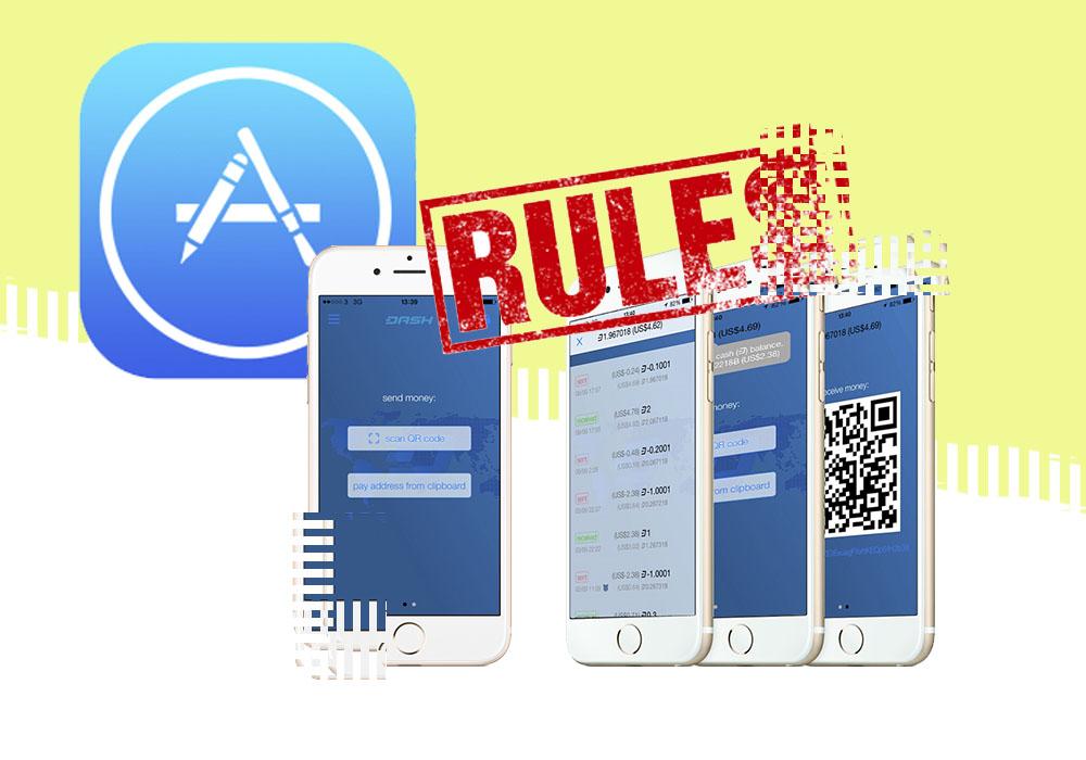 App Store изменил правила для криптоприложений
