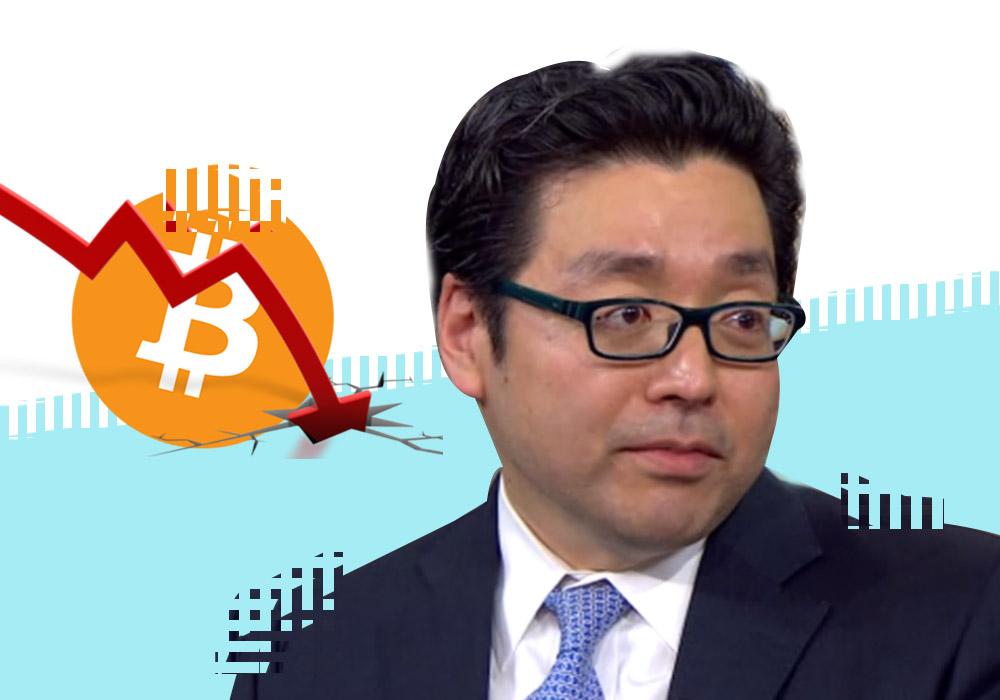 Том Ли рассказал, почему биткоин падает