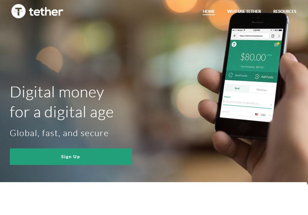 Доэтого найденная уязвимость сдвойными расходами неявляется проблемой вweb-сети Tether