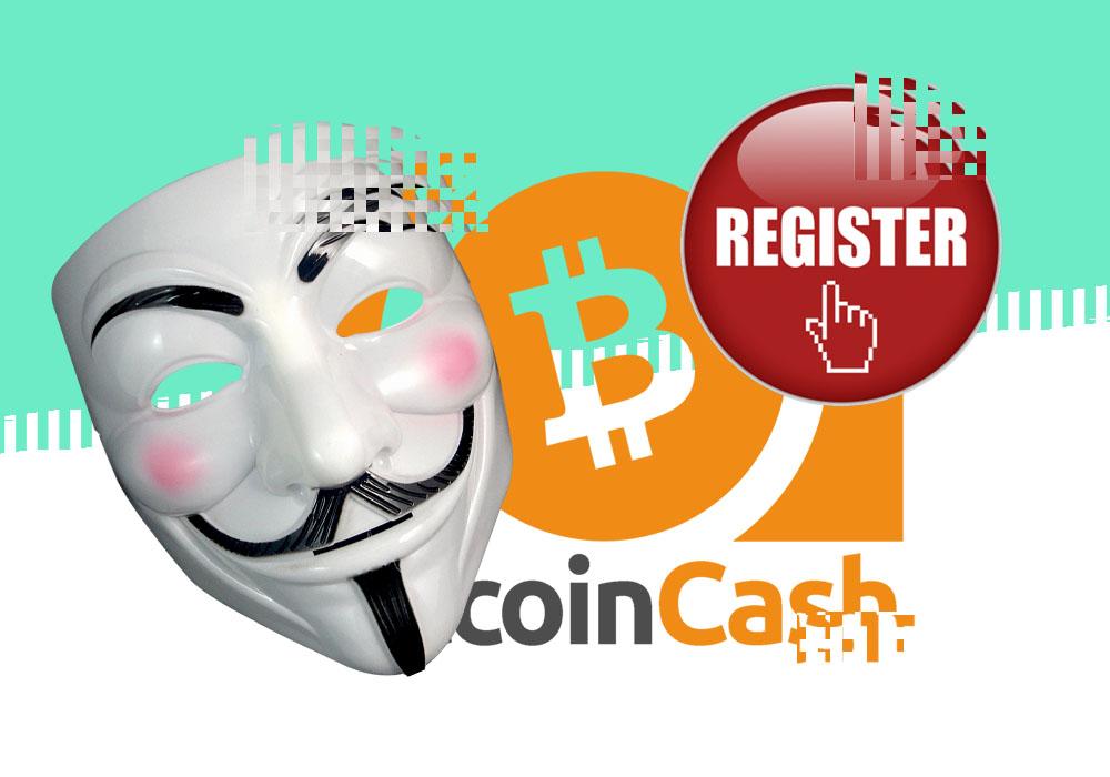 Торговая марка Bitcoin Cash также зарегистрирована