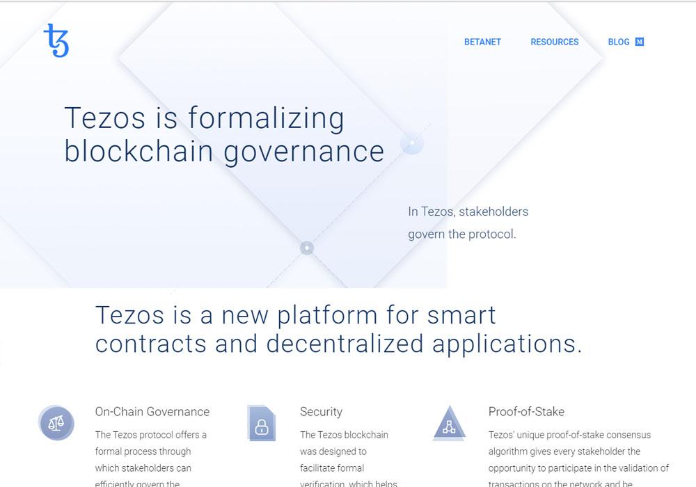 У владельцев коинов Tezos потребуют верификации