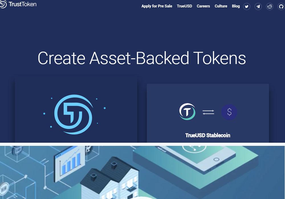 TrustToken привлек 20 млн. в очередном раунде ICO