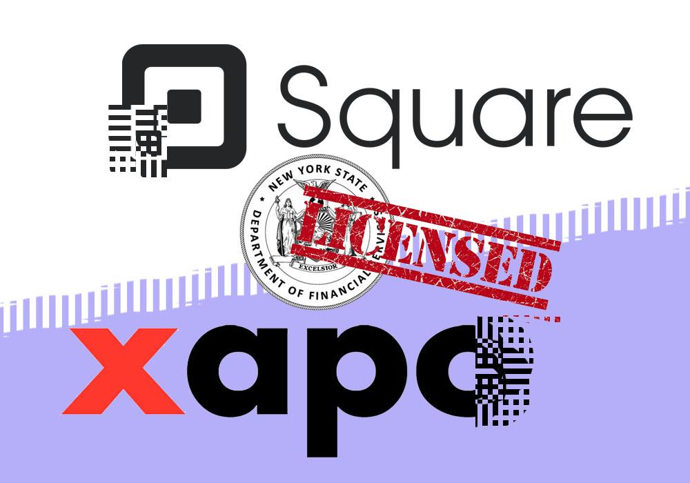 Xapo и Square получили BitLicense