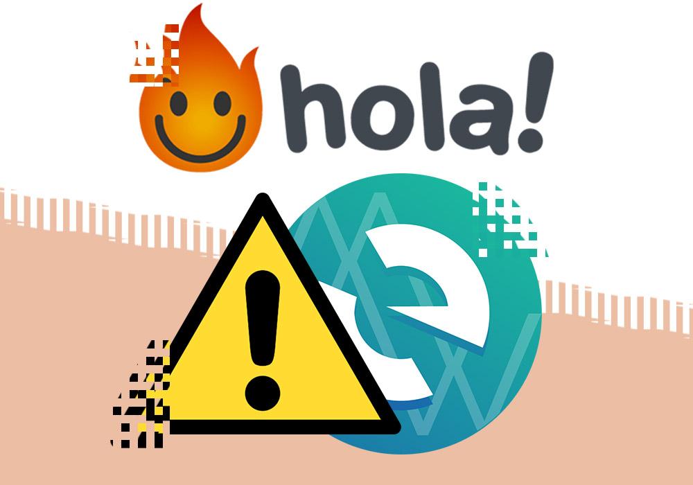 Хакеры атаковали VPN Hola